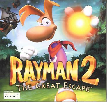 el abecedario de los videojuegos Rayman2_v
